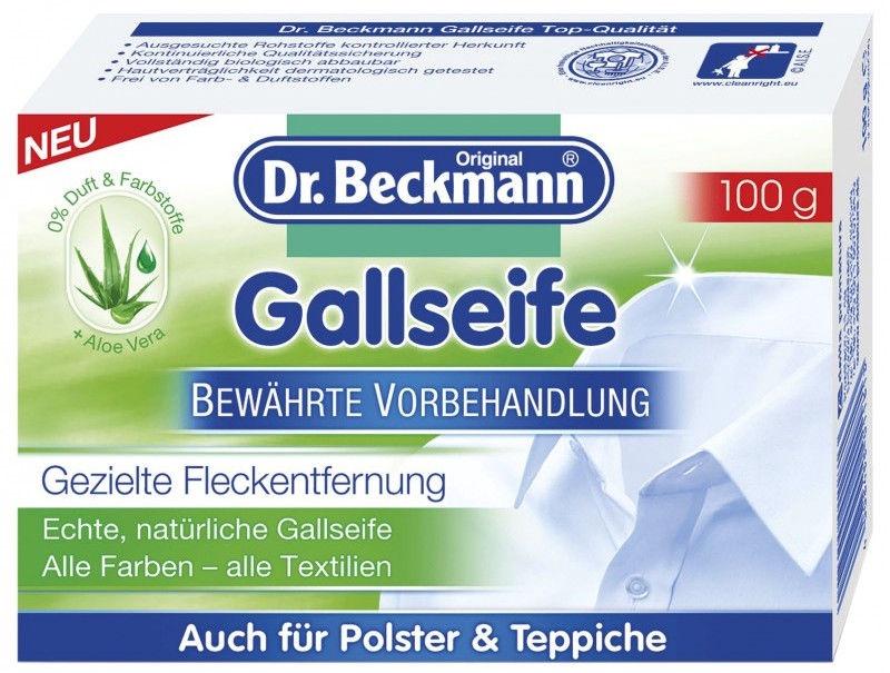 1a Farben.Dr Beckmann Gall Soap 100g