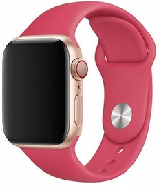 Devia Deluxe Series Sport Band For Apple Watch 44mm Red