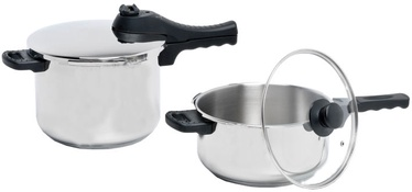 Jata OPS46 Pressure Cooker Set 2pcs