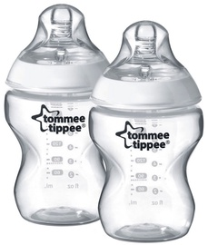 Tommee Tippee Closer To Nature Feeding Bottle 260ml 2pcs 422520