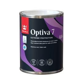 Эмульсионная краска Tikkurila Optiva Satin Matt 7 BA 0.9l White