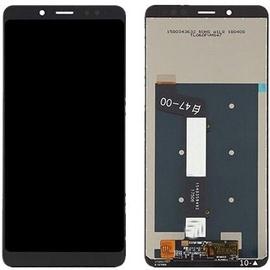 Mobilo tālruņu rezerves daļas Xiaomi Redmi Note 5 Black LCD Screen