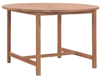 Садовый стол 49004, коричневый