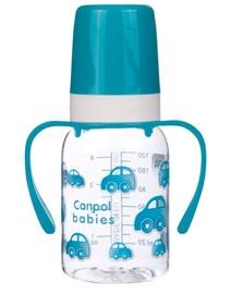 Canpol Babies Bottle With Handles 120ml 11/821 Assort