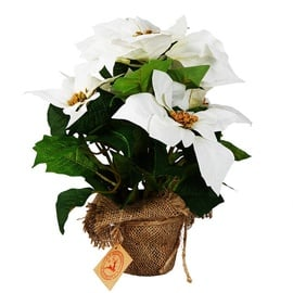 Verners Artificial Flowers Poinsettia
