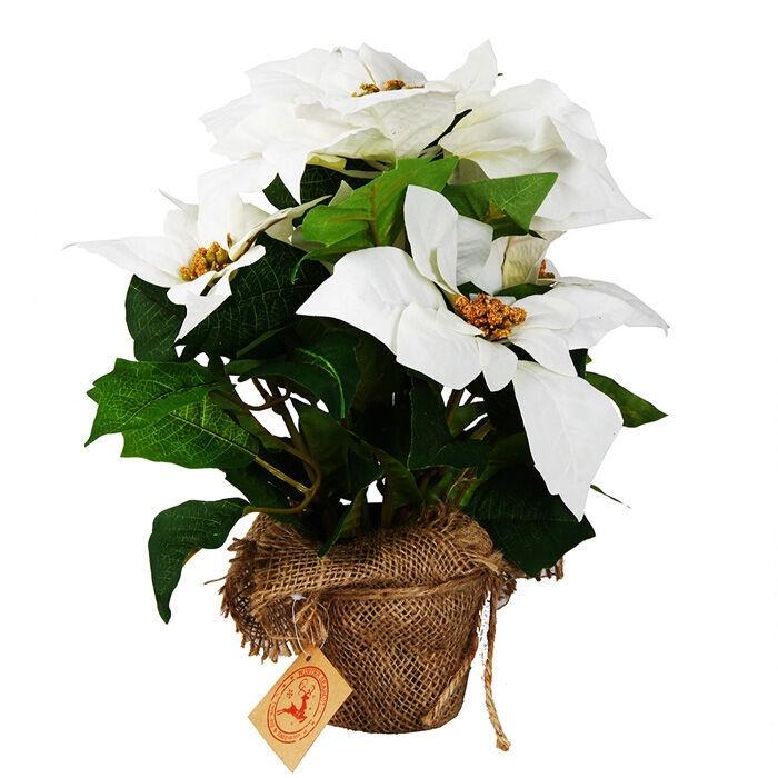 Искусственный цветок Verners Artificial Flowers Poinsettia