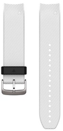 Garmin QuickFit 22mm Integrated Silicone Band White