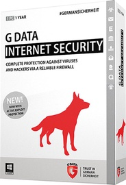 G-Data Internet Security 2016 Renewal English 1Y