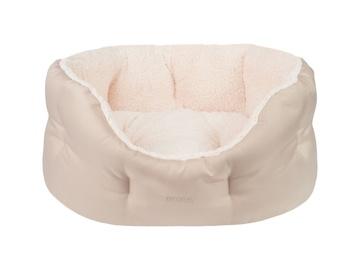Кровать для животных Amiplay Aspen, песочный, 560x670 мм