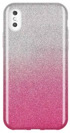 Wozinsky Glitter Shining Back Case For Apple iPhone XS Max Pink