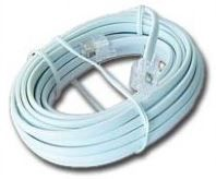 Gembird Telephone Cable RJ-11 to RJ-11 Grey 3 m