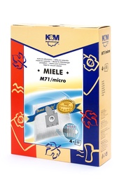 Мешок для пыли K&M M71 Micro, 4 шт.