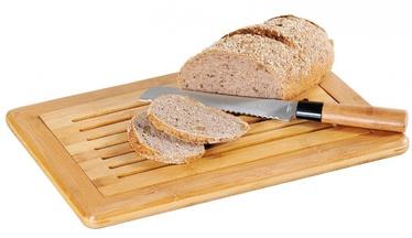 Kesper Bamboo Cutting Board For Bread 42x28x2cm