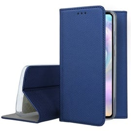 Mocco Smart Magnet Book Case For Samsung Galaxy A70 Blue