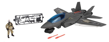 Chap Mei Soldier Force Air Hawk Attak Plane Playset 545054
