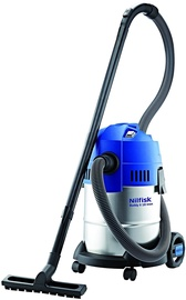 Nilfisk Buddy II 18 Vacuum Cleaner Inox/Blue