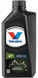 Valvoline Motorcycle 20w50 4T Engine Oil 1L
