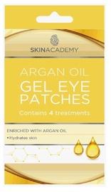 Pretty Smooth Argan Oil Gel Eye Patches With Argan Oil 4pcs