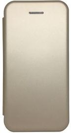 Evelatus Book Case For Samsung Galaxy J6 Plus Gold