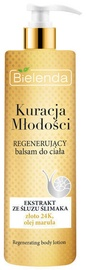 Kūno losjonas Bielenda Youth Therapy Regenerating, 400 ml