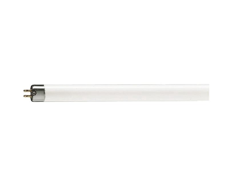 Лампочка Philips, люминесцентная, G5, 8 Вт, 410 лм, холодный белый