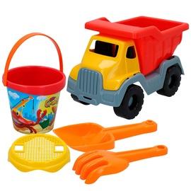 Smilšu kastes rotaļlietu komplekts Sand Playset, daudzkrāsains, 5 gab.