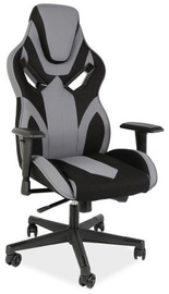 Signal Meble Office Chair Cobra II Grey/Black