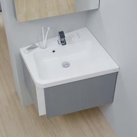 Ravak 10 ° Corner Washbasin White Right