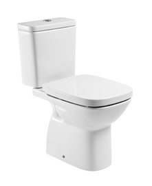 Tualetes pods WC Roca Debba, balts, bez vāka