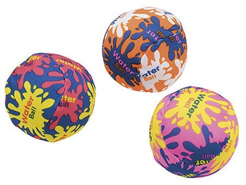 Fashy Beach Splash Balls 8537 3pcs Colored