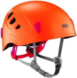 Petzl Picchu Helmet 48-54cm Orange / Pink