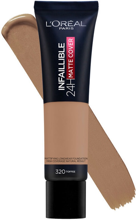 L´Oreal Paris Infallible 24H Matte Cover Foundation 320