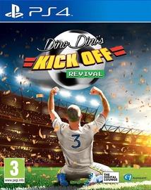 Dino Dini's Kick Off Revival PS4