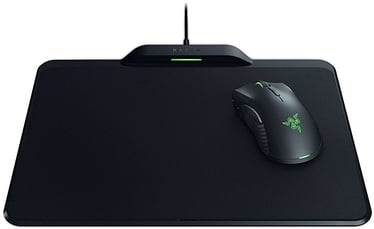 Razer Mamba Gaming Mouse + Firefly Hyperflux Wireless Power Set RZ83-02480100-B3M1