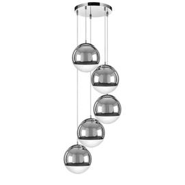 Griestu lampa Britop Gino 5801528 E27, 5x60W