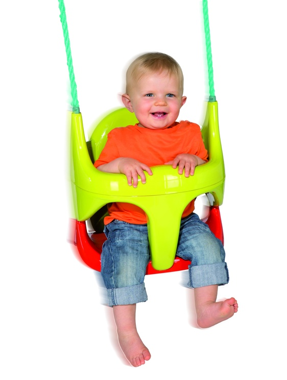 Smoby Baby 2in1 Swing 310194S