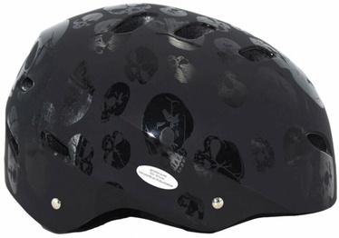 Шлем Volare Skull, черный, 550 - 570 мм
