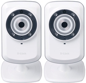 D-Link DCS-932L Wireless N Day & Night Home Network Camera 2-Pack
