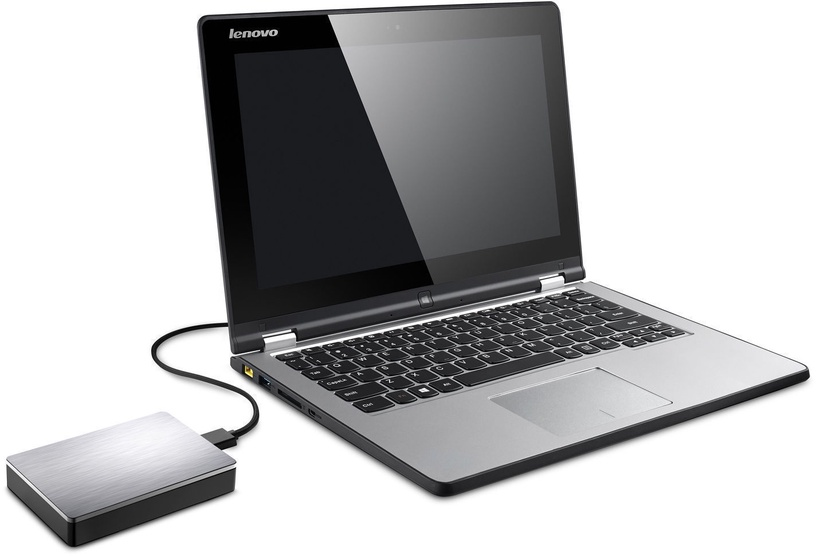"Seagate 2.5"" Backup Plus Portable USB 3.0 5TB Silver"