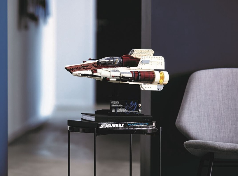 Constructor LEGO Star Wars A-Wing Starfighter 75275