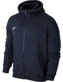 Nike JR Hoodie Team Club FZ 658499 451 Dark Blue XS