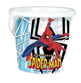 Smėlio kibirėlis Smoby The Spectacula Spiderman 040169