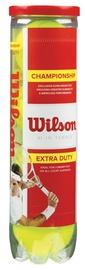 Wilson Championship Tennis Balls WRT110000 4pcs