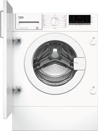 Įmontuojama skalbimo mašina Beko WITC 7612 B0W