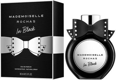 Parfüümvesi Rochas Mademoiselle in Black EDP, 90 ml