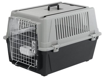 Ferplast Pet Carrier Atlas 40 Professional Gray