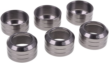 Alphacool Eiszapfen 16mm Pack of 6 Grey