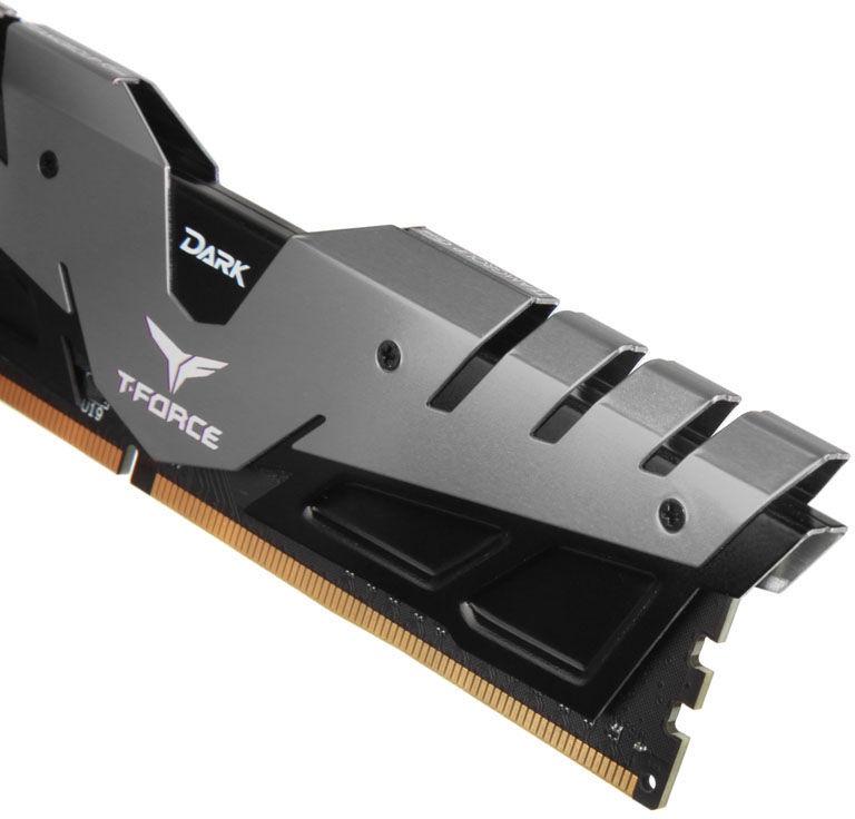 Team Group T-Force Dark Grey 8GB 3000MHz CL16 DDR4 KIT OF 2 TDGED48G3000HC16CDC01
