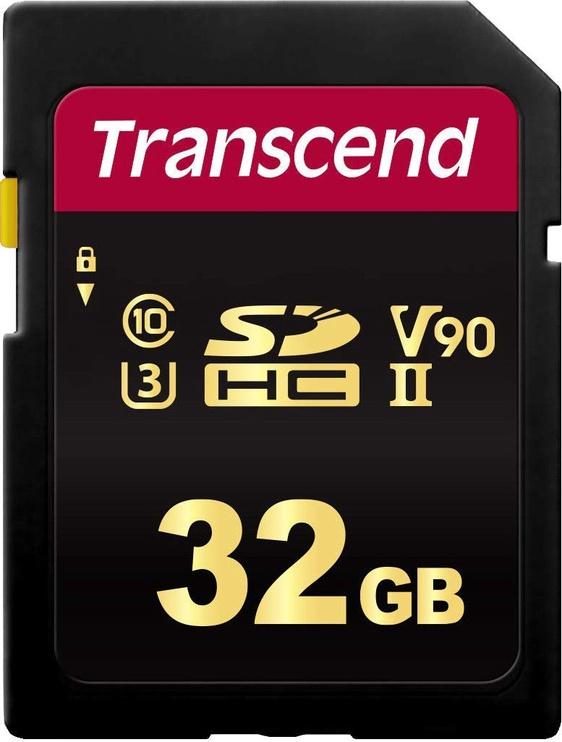 Transcend 700S 32GB CL10 UHS-II U3 TS32GSDC700S