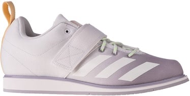 Adidas Powerlift 4 Shoes FU8166 White/Purple 38